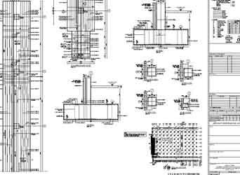 Rebar Detailing Services Dubai, UAE - S E C D Technical